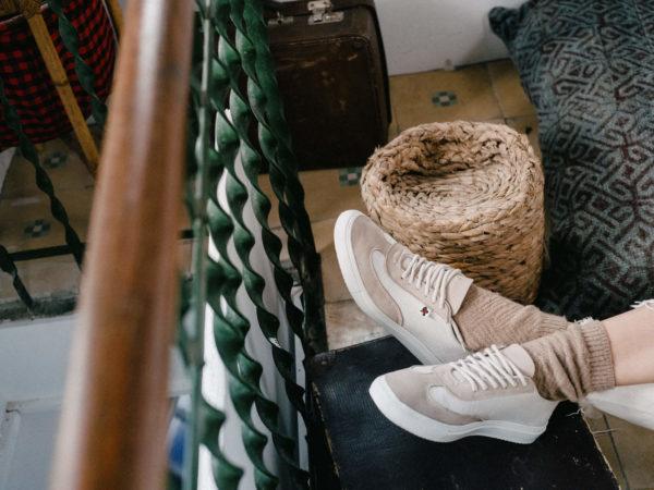 Sneaker 100% recicladas
